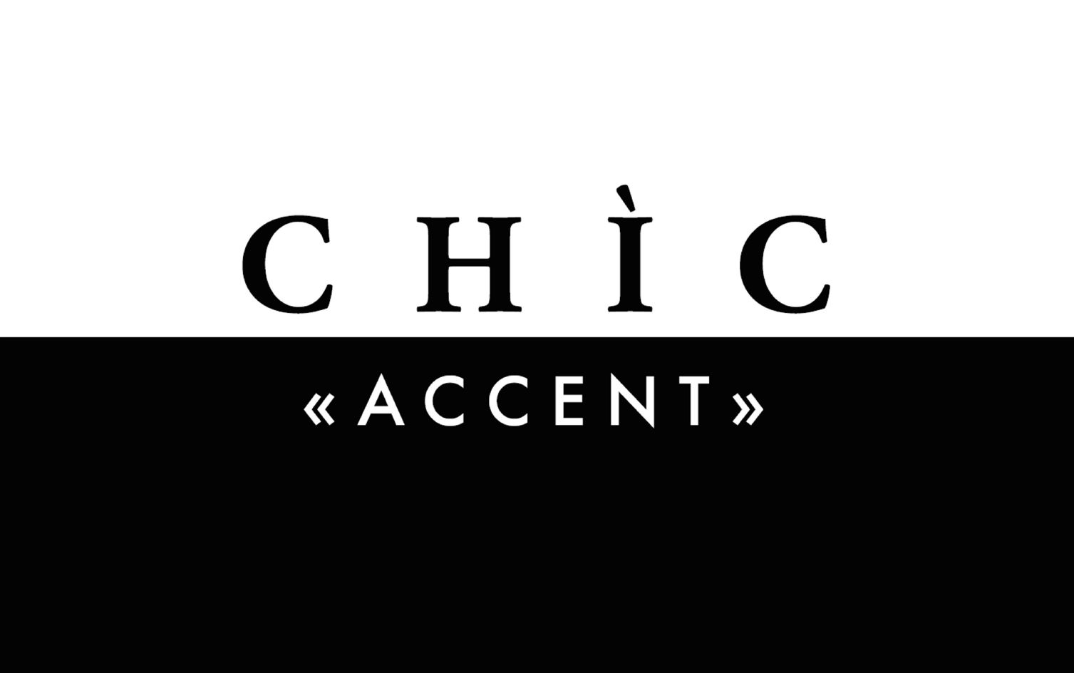 Chic Accent logo