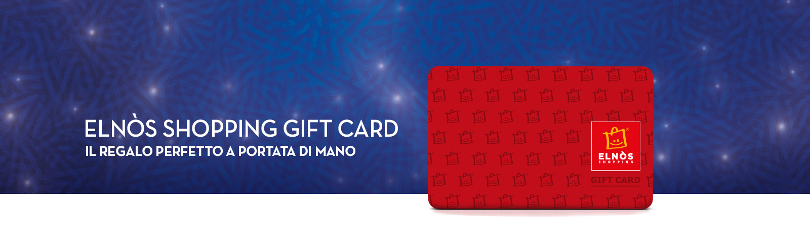 ELNÒS Shopping Gift Card Madonna